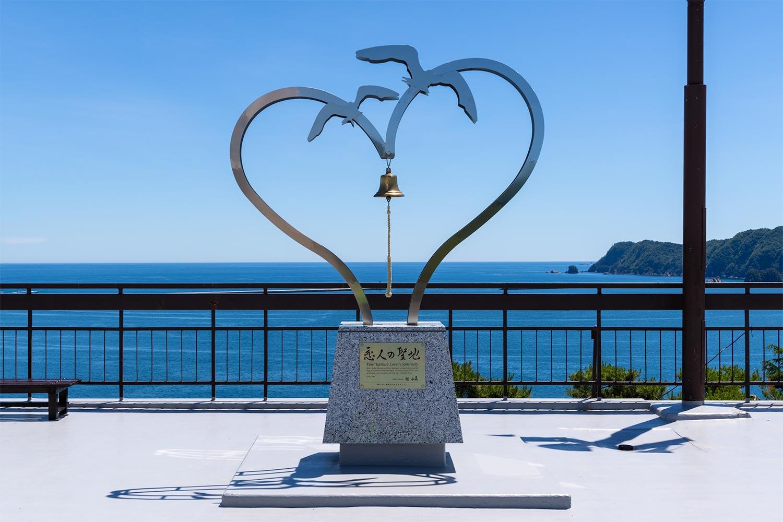 釜石大観音恋人の聖地