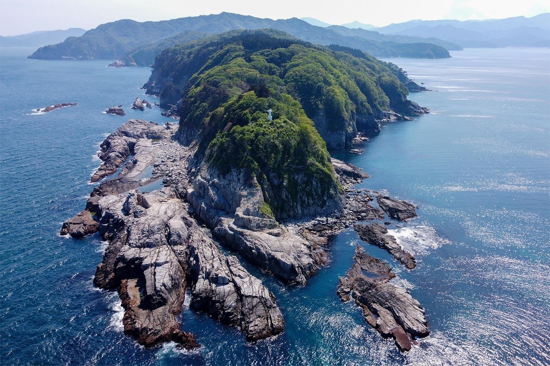 みちのく潮風トレイル 箱崎半島