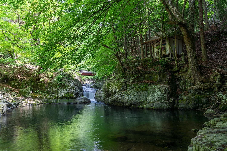 瀧澤神社奥の院