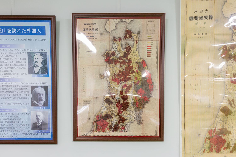 予察東北部地質圖