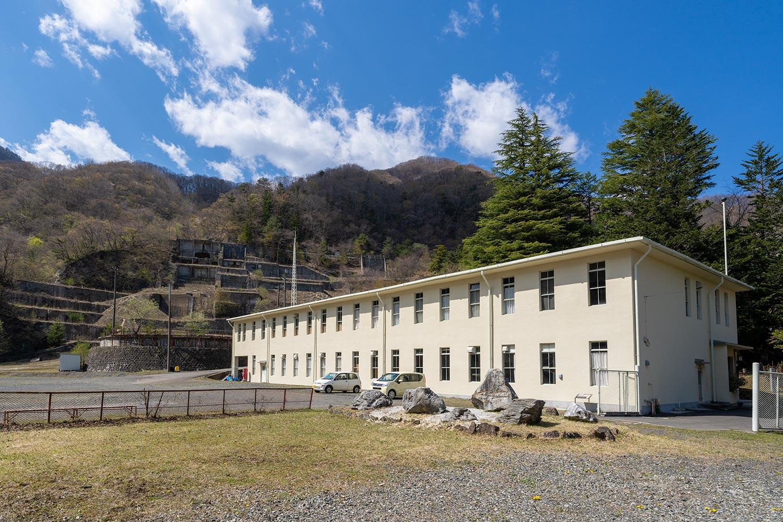 旧釜石矿山事务所
